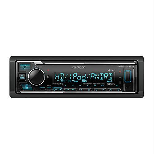 Kenwood KMM-BT525HD in-Dash Digital Media Receiver with Bluetooth HD Radio