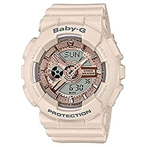 41NO8xwmirL. SS300  - BA110CP-4A Baby-G Special Color Models Casio Ladies Watches Digital