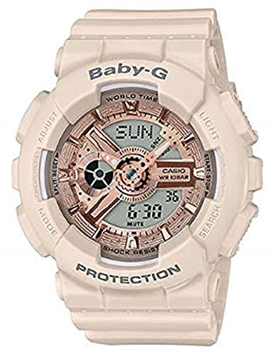 BA110CP-4A Baby-G Special Color Models Casio Ladies Watches Digital