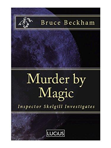 Murder By Magic by Bruce Beckham ebook deal
