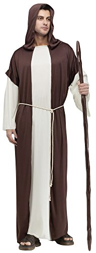 Play Costume Joseph Nativity (Joseph or Mary of Nazareth Adult Nativity Costume)