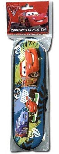Disney-pixar Cars Zippered Pencil Tin