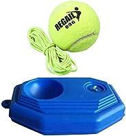 Tennis Trainer Portable Tennis Trainer Rebounder Ball Kit, Self-Study Tennis Rebound Power Base Tennis Trainin