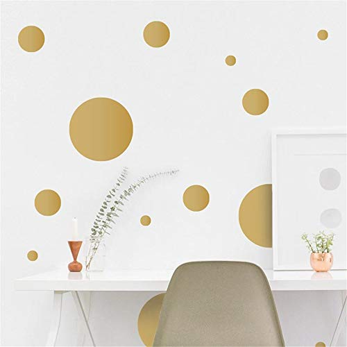 Letters Wall Stickers Home deocr Mural Decal Art Polka Dot for Living Room Bedroom