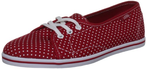 True basses Leah White pour Red Chaussures femme True Vans Baskets Hq8Ew87