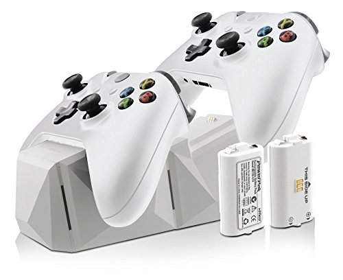 Nyko Charge Block Battery Charger White product image