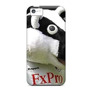 Premium Tpu Best Football Club Fulham Cover Skin For Iphone 5c