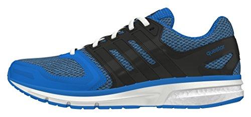 adidas questar boost m - Scarpe da running da Uomo, taglia 44 2/3, colore Blu