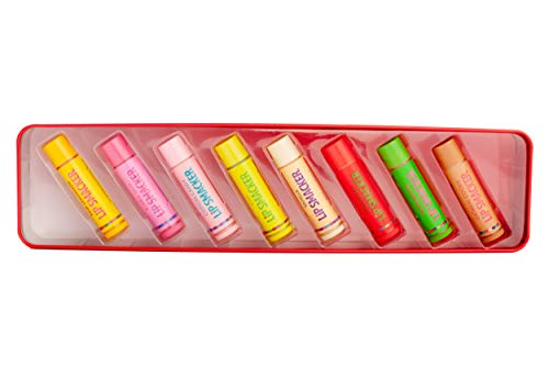 (Lip Smacker Riding On Rainbow Tin Lip Balm Vault (Holiday Tin Lip Balm Vault))