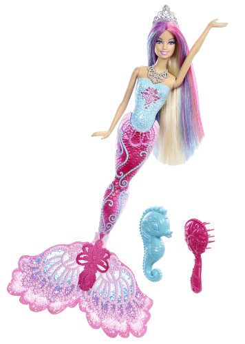 Barbie Color Magic Mermaid Doll ()
