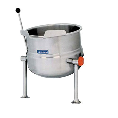 Cleveland Range 12 Gallon Direct Steam Table Top Kettle