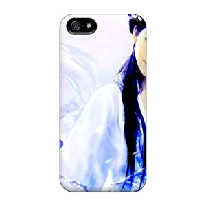 StarFisher FNOsa5809mPaMX Case Cover Skin For Iphone 5/5s (oriental Beauty)