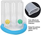 Breath Measurement System Middle-Aged and Elderly
