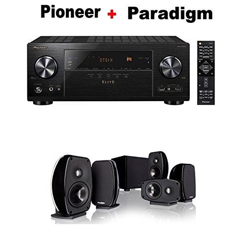 Pioneer-Elite-Audio-Video-Component-Receiver-black-VSX-LX302-Paradigm-Cinema-100-CT-51-Home-Theater-System-Bundle