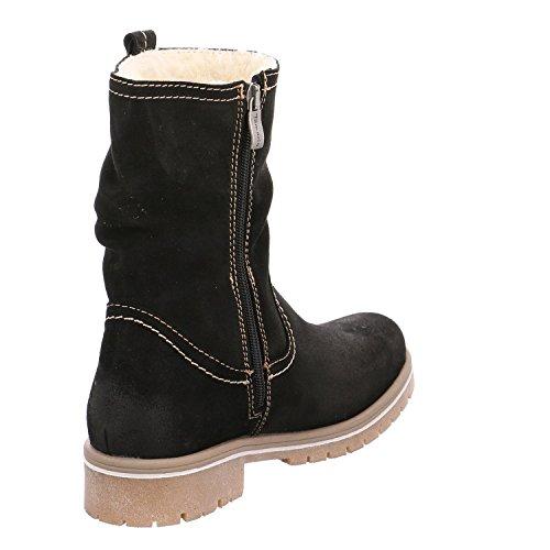 Tamaris 1-1-26471-27/001 - Botas de Piel para mujer negro