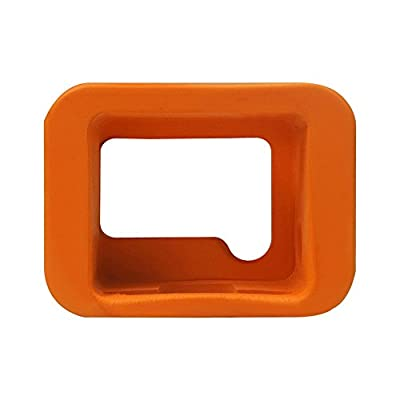 SOPHISTICATE Orange Floaty Protective Case Cover for Gopro Hero 4 3 3 Plus Camera Accessories