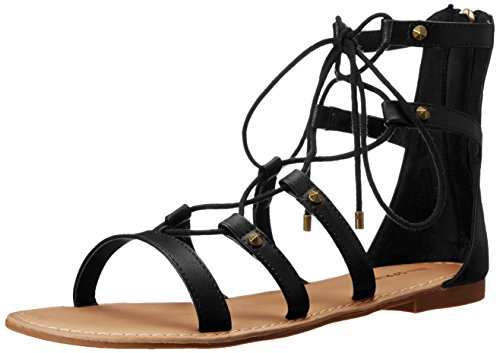 Chiamalo Primavera Donna Charilyn Gladiatore Sandalo Nero Sintetico