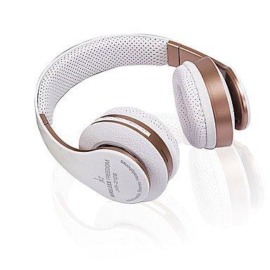 212B Bluetooth auriculares inalámbricos Apoyo línea en Radio FM funciones/llamada/Bluetooth cámara