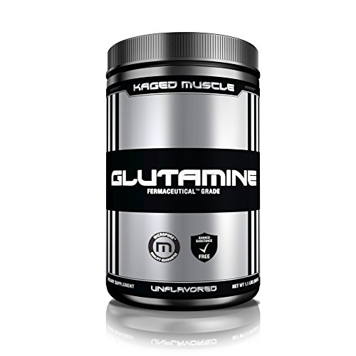 Kaged Muscle L Glutamine Powder Unflavored product image