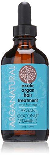 Arganatural Exotic Argan Hair Treatment, 4 oz