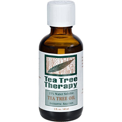 Tea Tree Therapy 15% Water Soluble Oil, 2 Fluid Ounce (Tea Therapy Mouthwash Tree)