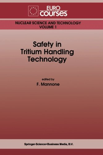 Safety in Tritium Handling Technology (Eurocourses: Nuclear Science and Technology)