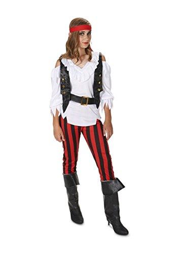 Teen Girls Rebel Pirate Costume - Teen Girl Pirate Costumes