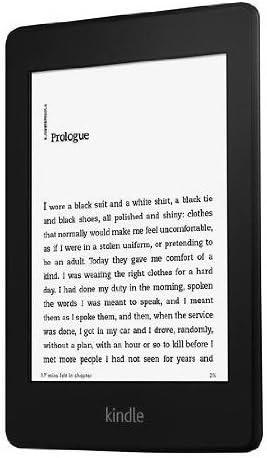 Amazon Kindle Paperwhite 15 2 Cm 6 Zoll Touchscreen 2 Gb Wifi Schwarz E Book Reader
