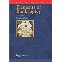Elements of Bankruptcy (Concepts and Insights)
