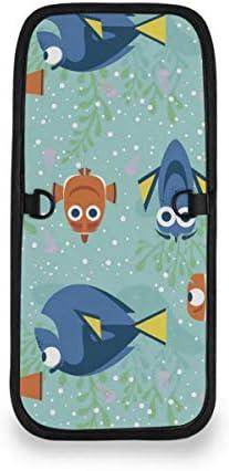 トラベルウォレット ミニ ネックポーチトラベルポーチ ポータブル 水生動物 魚柄 フィッシュ 小さな財布 斜めのパッケージ 首ひも調節可能 ネックポーチ スキミング防止 男女兼用 トラベルポーチ カードケース
