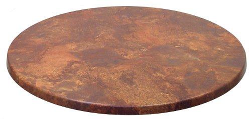 ATC Werzalit Stone-Look Table Top, 24
