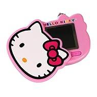Hello Kitty 12009-PNK Porte clés + Cadre photo numérique Rose