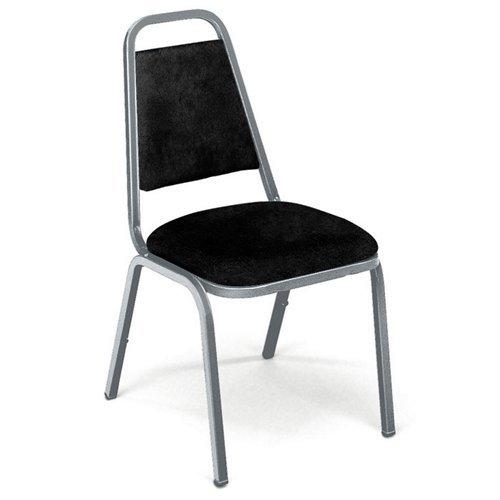 VIR48926E38D8 - Virco 8926 Series Vinyl Upholstered Stack Chair ()