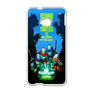 HTC One M7 Phone Case Teenage Mutant Ninja Turtles tC-C11662