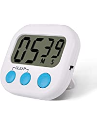 Acquisition Anrui Digital Kitchen Timer Cooking Sports Games Countdown Timers Clock Large LCD Display Magnetic Backing, Retractable... online