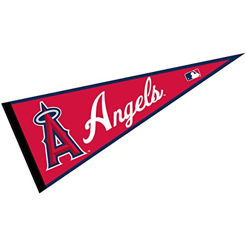 WinCraft Los Angeles Angels MLB Large Pennant