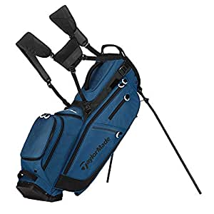 Taylormade Golf Flextech Crossover Stand Bag Teal Black