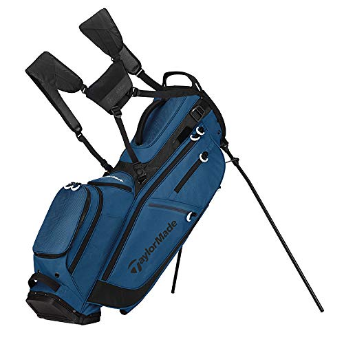 TaylorMade Golf Flextech Crossover Stand Bag Teal/Black (Teal/Black)