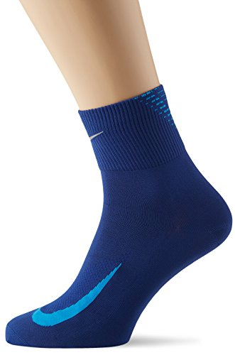 Nike Elite Lightweight Socks Size 4-5.5 Quarter