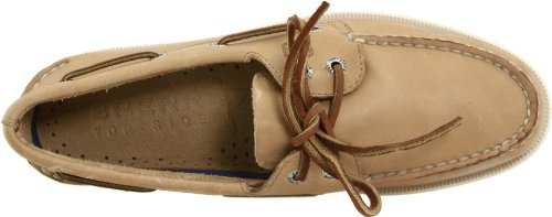 mocassini A da modello a O Sperry Beiges uomo Sider due Top Oxford occhielli qaEwUpHI