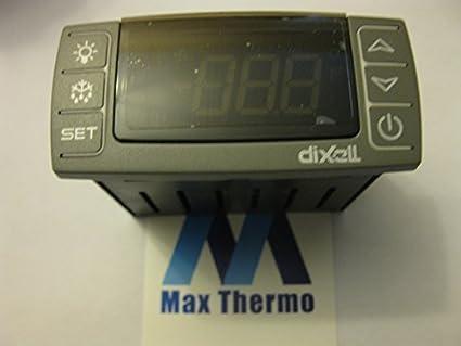 Nueva dixell xr60cx-4 N0 C0 controlador 110 V controlador de refrigeración