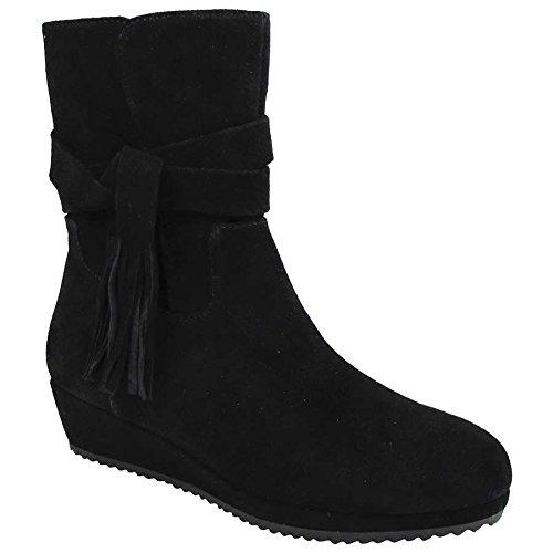 Lamour Soft Leather - L'Amour Des Pieds Women's Bernyce 7 Black