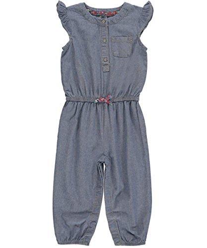 onths Chambray Jumpsuit (12 Months) (Carters Snap Front Jumpsuit)