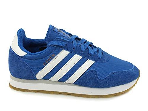 huge selection of cb039 7cd22 adidas Haven J, Zapatillas de Deporte Unisex Niños, Azul (Azul   Ftwbla
