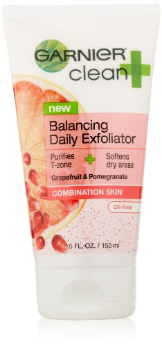 Garnier Exfoliating Face Wash