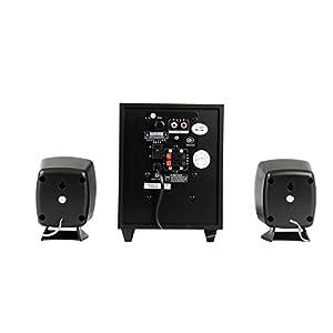 F&D F-203G 2.1 Channel Multimedia Speakers System (Black)