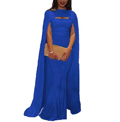 a wear cape dress - 2