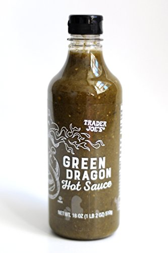 Trader Joes Green Dragon Sauce