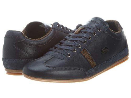 Lacoste Misano 25 Men's Shoes Fashion Sneakers Blue Size 11.5