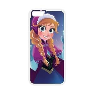 iphone6 4.7 inch White phone case Disney Princess Princess Anna DPC8430222